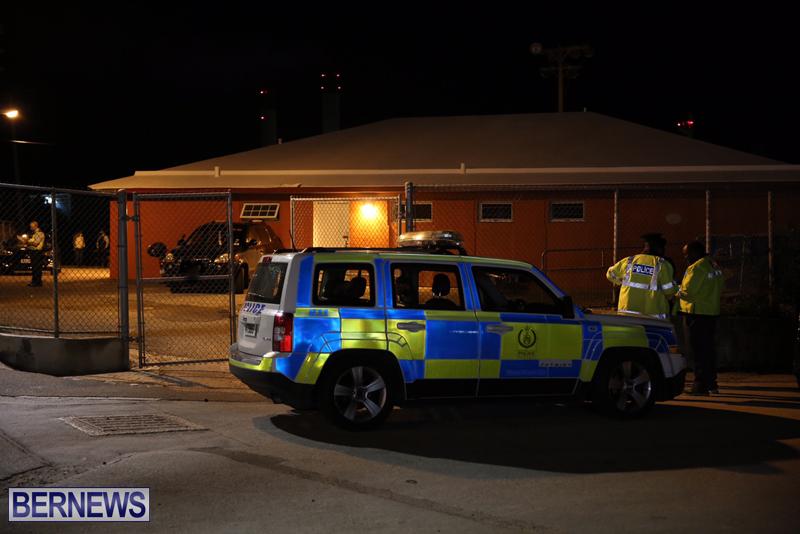 Police Bermuda December 8 2016