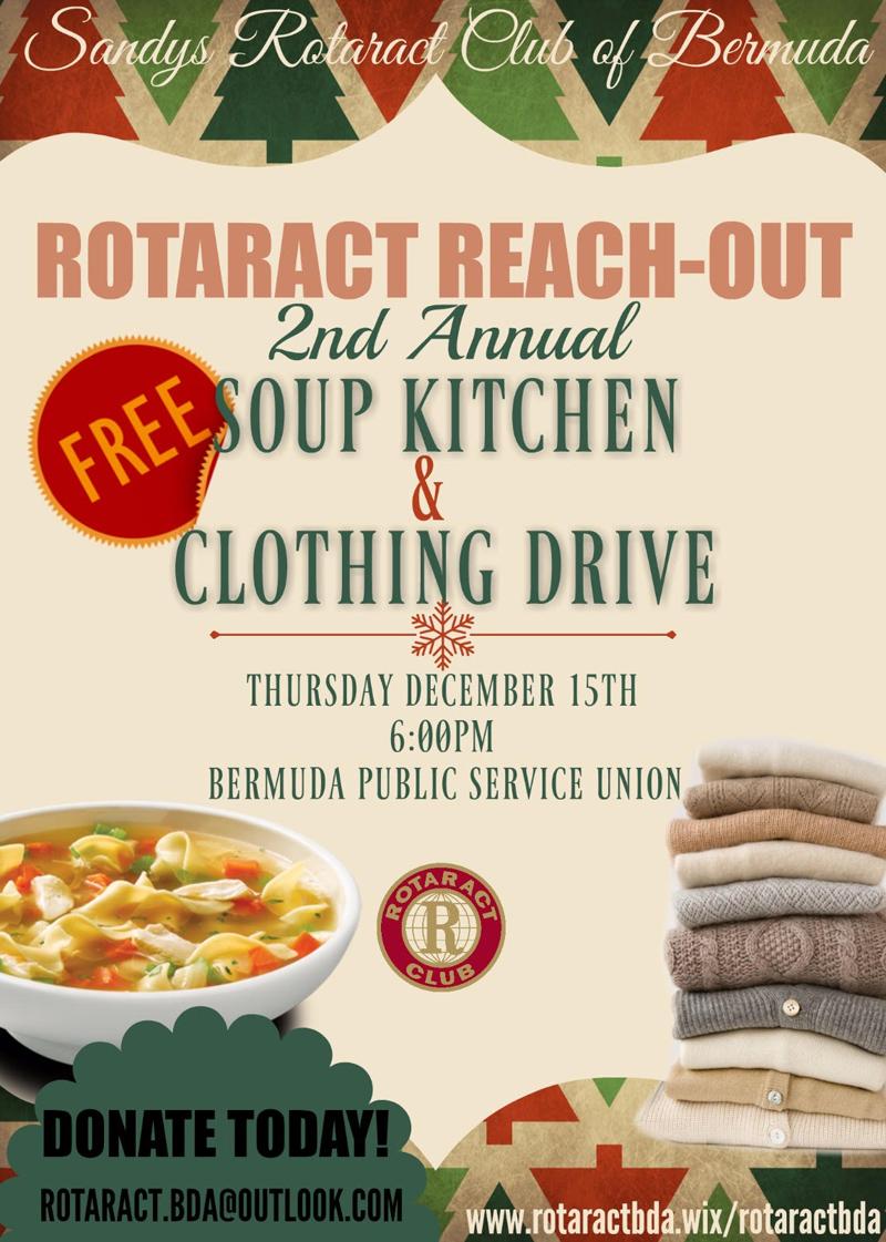 Rotaract Reach-Out Bermuda December 2016