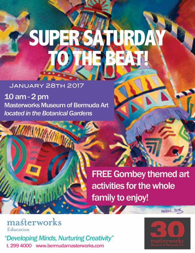 Super Saturday Bermuda December 2016