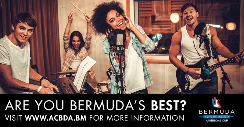The Band Bermuda December 2016