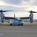 US Marines Osprey Bermuda, December 12 2016-13