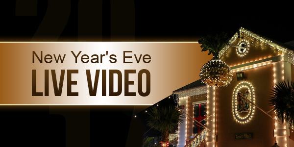 live video New Year's Eve 2017 a