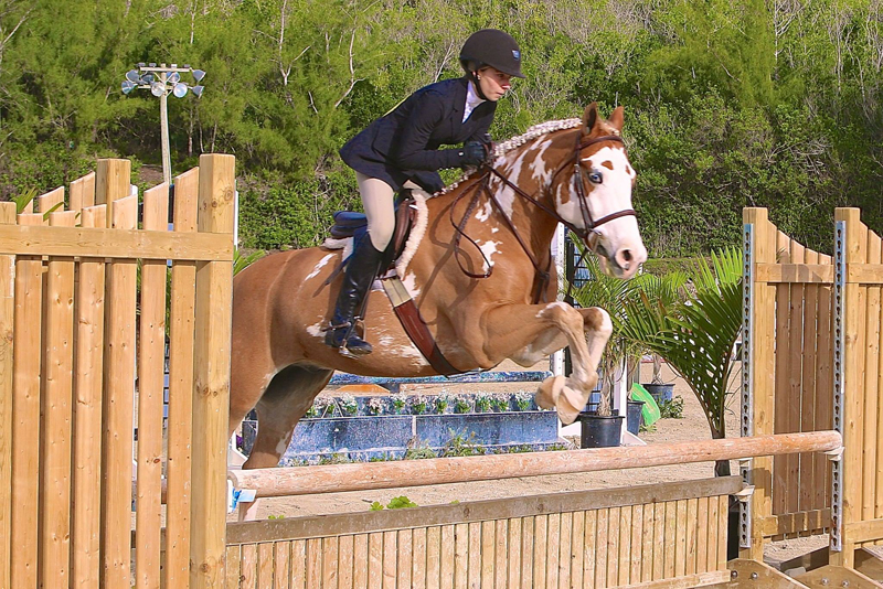 2017 RES Spring Series Show Robin Stempel on Sparky