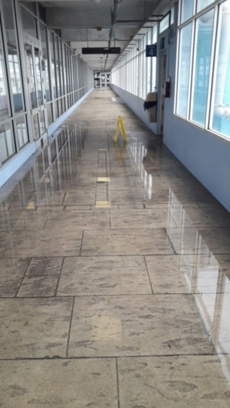 Airport facility damage torrential downpour 5 Jan (11)