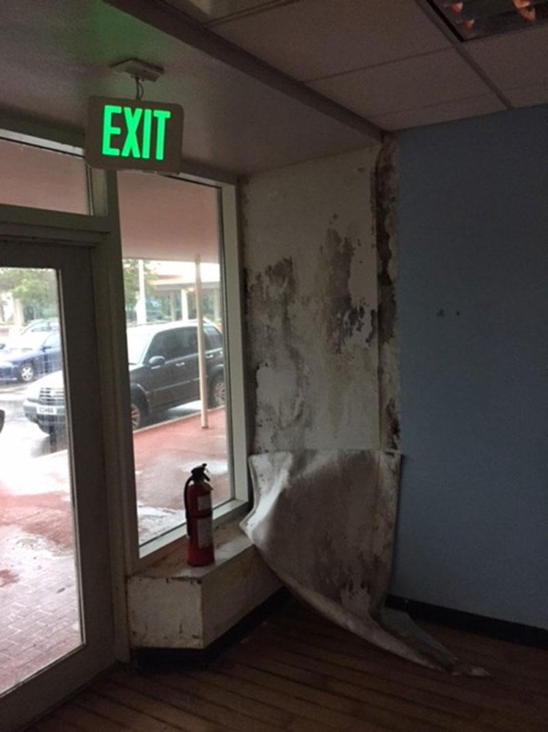Airport facility damage torrential downpour 5 Jan (81)