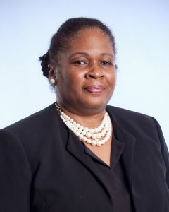 Auditor General Heather Thomas Bermuda
