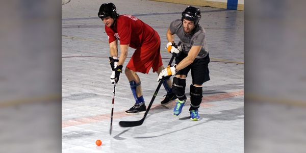 Ball Hockey League: Montreal & Senators Win - Bernews