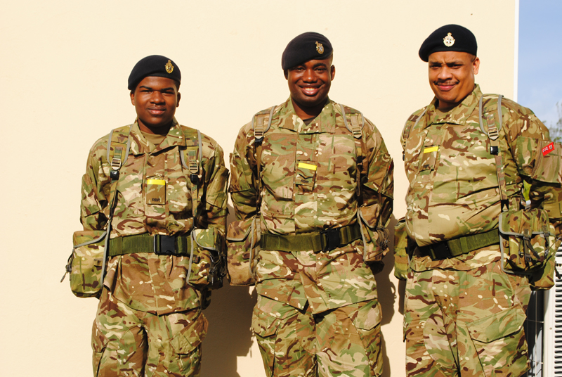 Bermuda Regiment January 15 2017 (4)