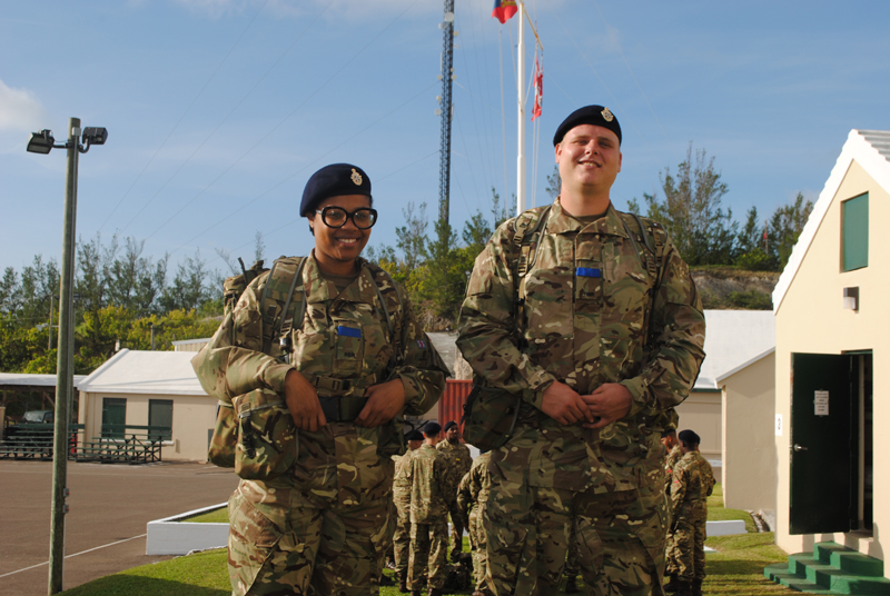 Bermuda Regiment January 15 2017 (5)