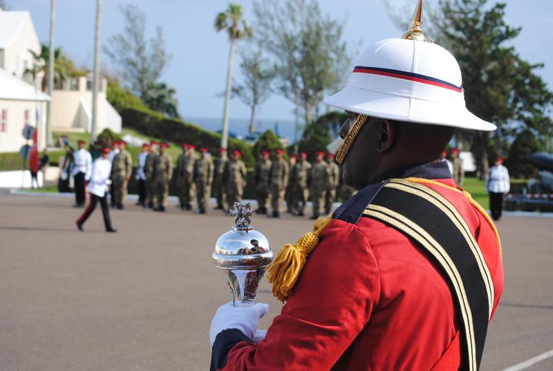 Bermuda Regiment January 29 2017 (6)