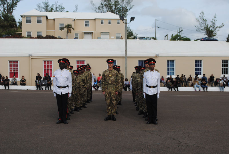 Bermuda Regiment January 29 2017 (7)