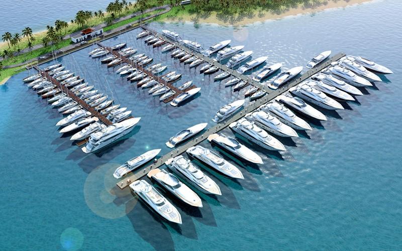 Caroline Bay Marina