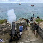 Celebration To Mark 100th Town Cut Anniversary Bermuda, January 21 2017-15