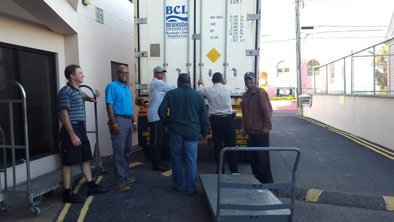 First Church Of God Starts Food Initiative Bermuda January 2017 (1)