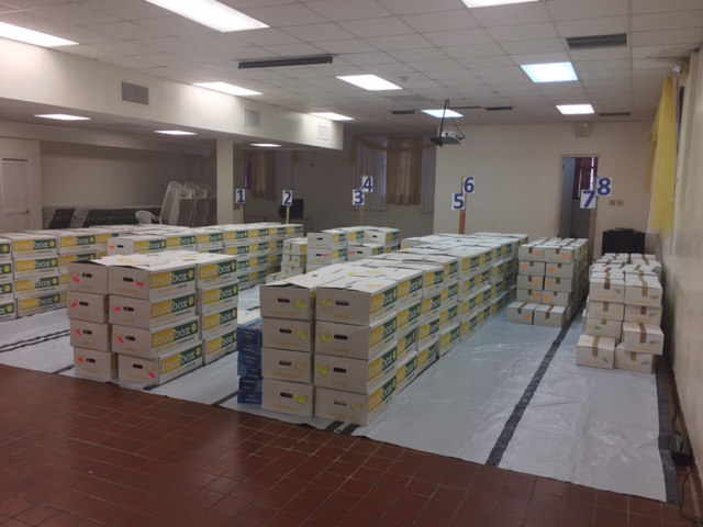 First Church Of God Starts Food Initiative Bermuda January 2017 (3)