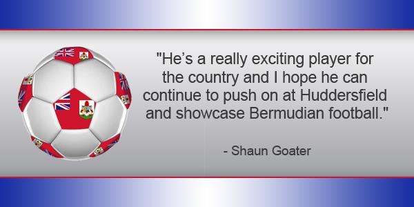 Football Bermuda TC January 12 2017