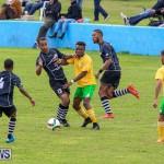 Football Devonshire Cougars vs PHC Bermuda, January 1 2017-11