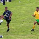 Football Devonshire Cougars vs PHC Bermuda, January 1 2017-15
