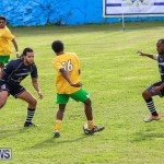 Football Devonshire Cougars vs PHC Bermuda, January 1 2017-29