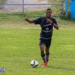 Football Devonshire Cougars vs PHC Bermuda, January 1 2017-30