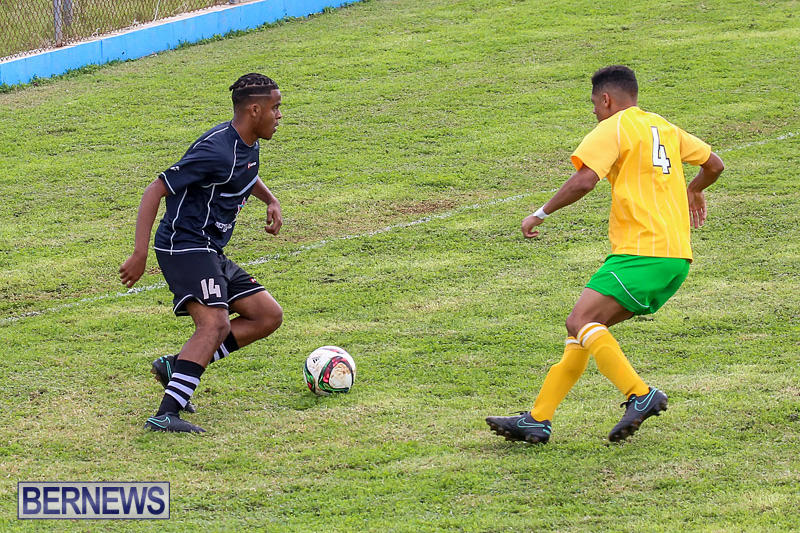 Football-Devonshire-Cougars-vs-PHC-Bermuda-January-1-2017-34