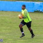 Football Devonshire Cougars vs PHC Bermuda, January 1 2017-48