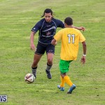 Football Devonshire Cougars vs PHC Bermuda, January 1 2017-58