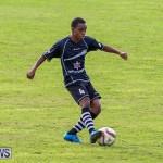 Football Devonshire Cougars vs PHC Bermuda, January 1 2017-62