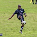 Football Devonshire Cougars vs PHC Bermuda, January 1 2017-66