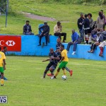 Football Devonshire Cougars vs PHC Bermuda, January 1 2017-9