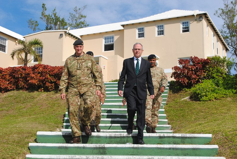 Governor Visits RBR Recruits (1)