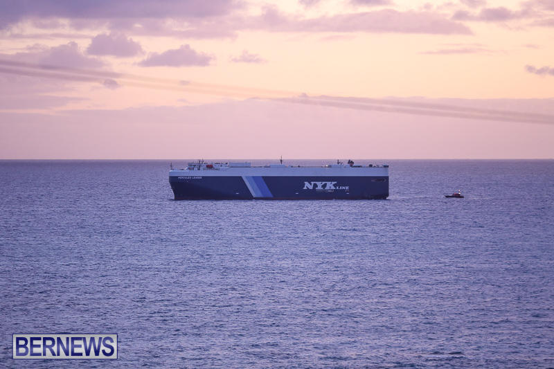 Hercules Leader Rescued At Sea Ninah Crew Return Home Bermuda, January 20 2017 (3)