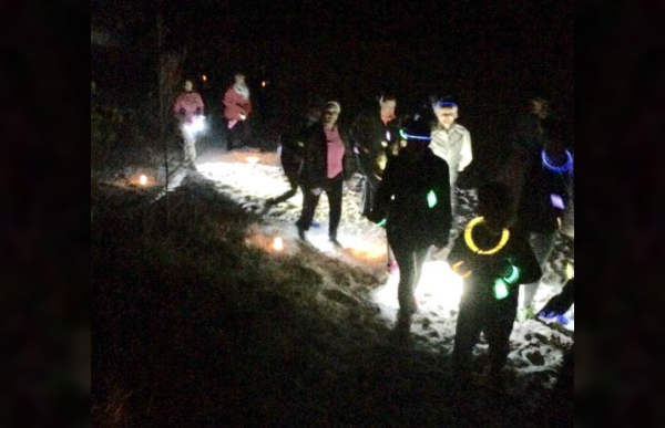 Memorial Moon Walk Bermuda January 2017 (1)