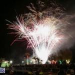 New Years Eve Fireworks Bermuda, December 31 2016-16
