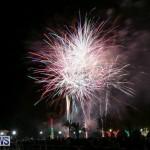 New Years Eve Fireworks Bermuda, December 31 2016-17