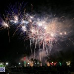 New Years Eve Fireworks Bermuda, December 31 2016-19