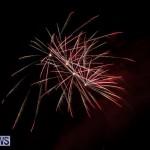New Years Eve Fireworks Bermuda, December 31 2016-9