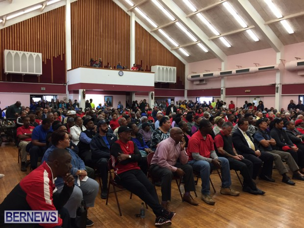 People's Campaign meeting Bermuda Jan 3 2017 (1)