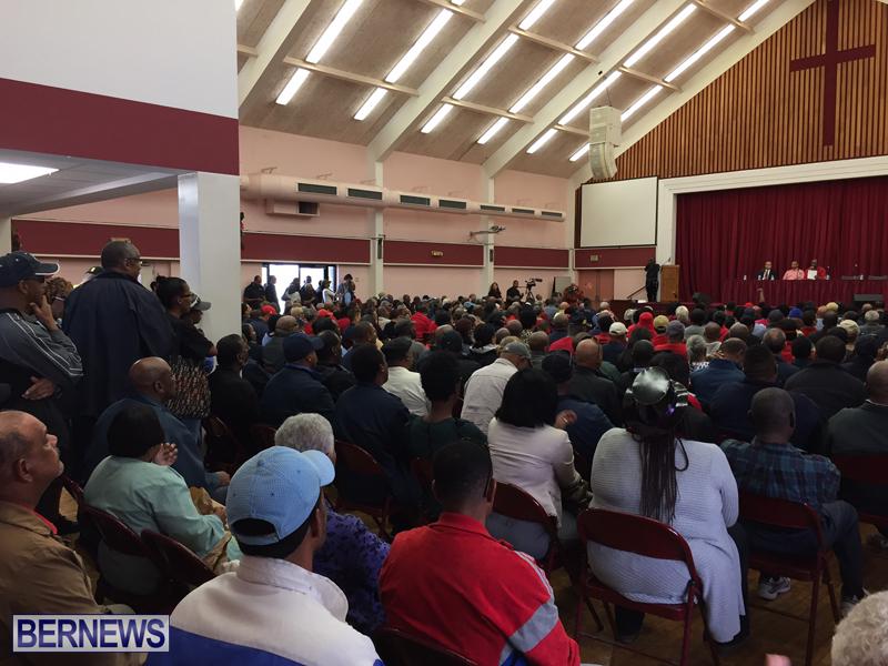 People's Campaign meeting Bermuda Jan 3 2017 (2)