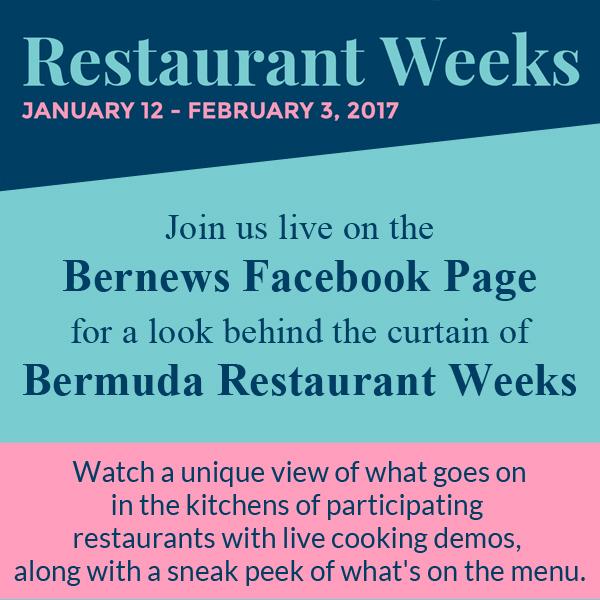 Restaurant Weeks IG Bermuda January 2017