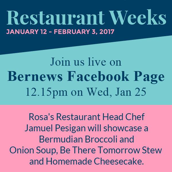 Restaurant Weeks Rosa's Restaurant IG 2a