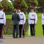 Royal Bermuda Regiment Recruit Camp Passing Out Parade, January 28 2017-2