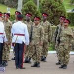 Royal Bermuda Regiment Recruit Camp Passing Out Parade, January 28 2017-24