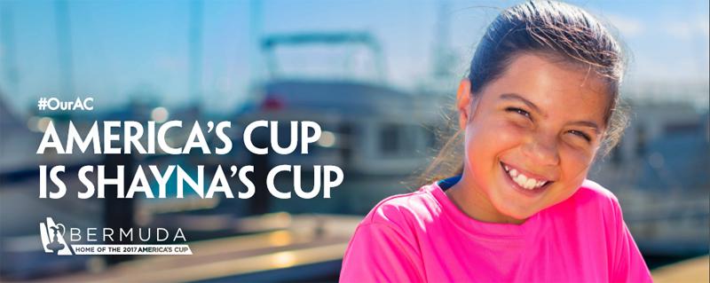 Shayna's Cup Bermuda Jan 26 2017
