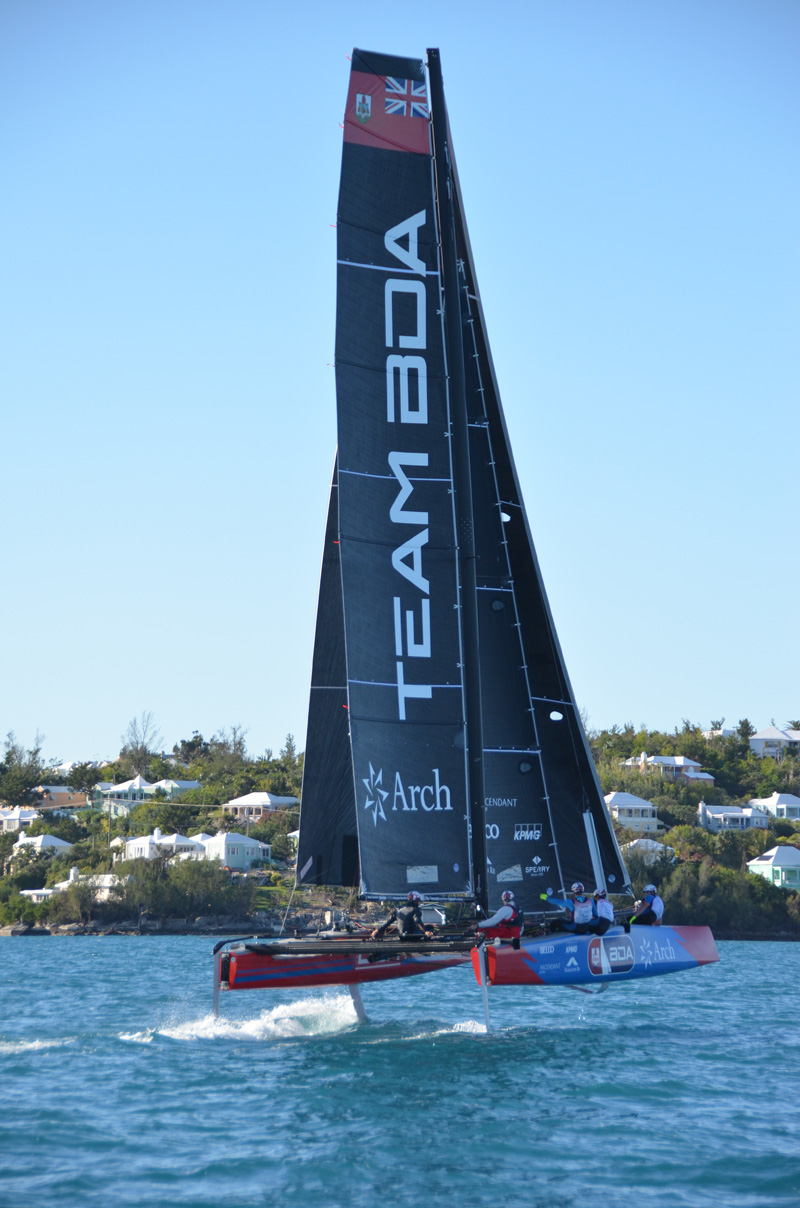 TeamBDA Bermuda January 10 2017 (2)
