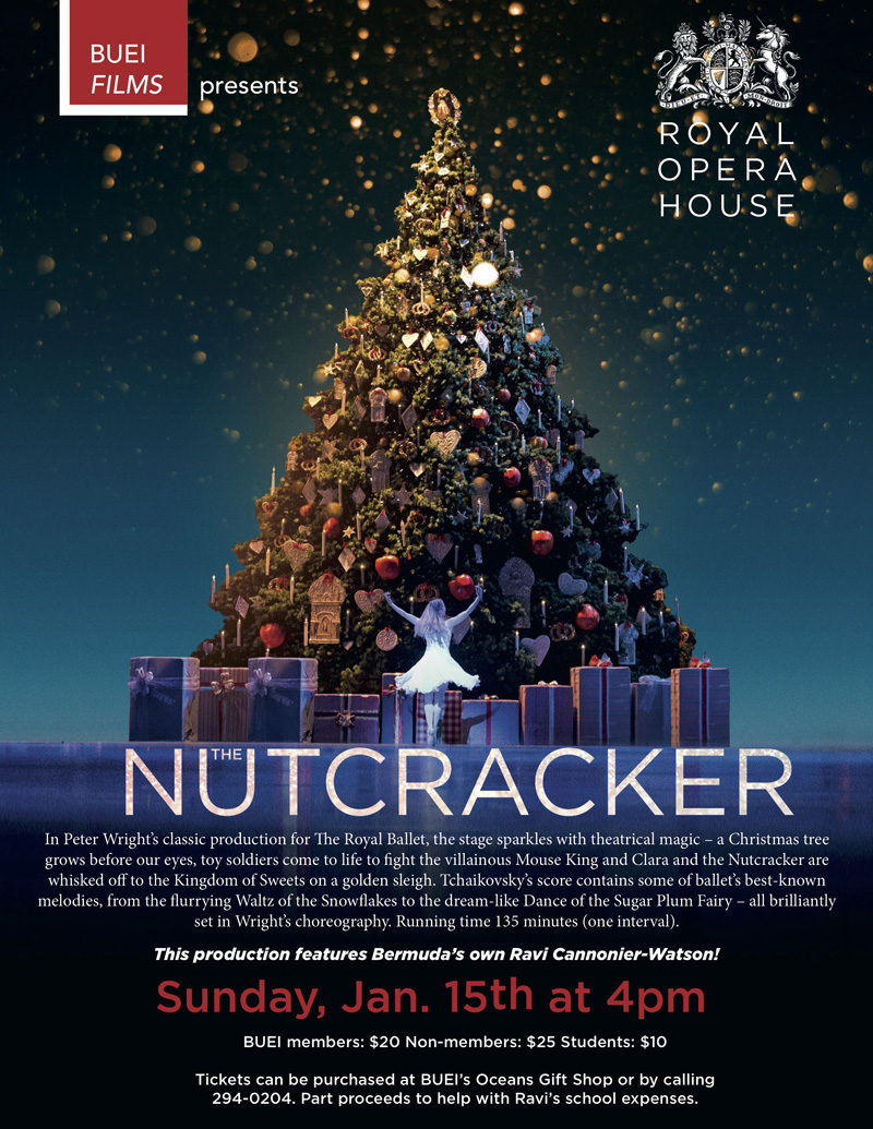 The Nutcracker Bermuda January 2017