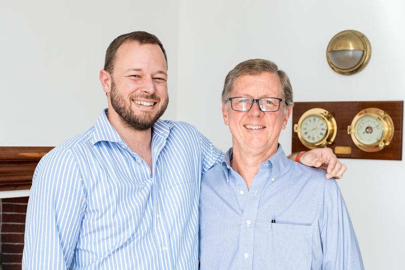 Toby Kempe and Nick Kempe Bermuda Jan 13 2017