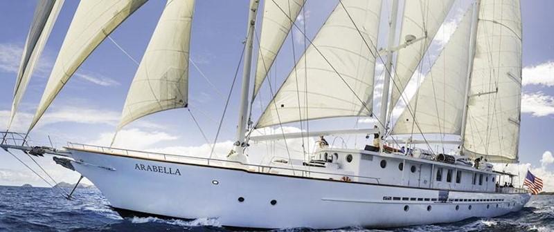 superyacht Arabella
