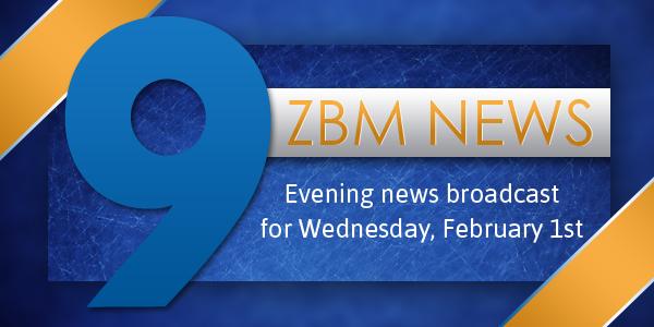 zbm 9 news Bermuda February 1 2017