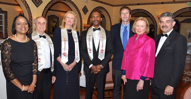 Bermuda College Honorary Fellows 2017